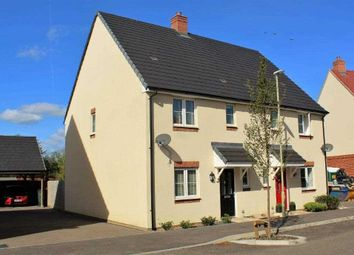 Thumbnail 3 bed semi-detached house for sale in Ryeland Way, Kingsnorth