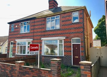 Thumbnail 3 bed semi-detached house for sale in Equity Road, Earl Shilton, Leicester