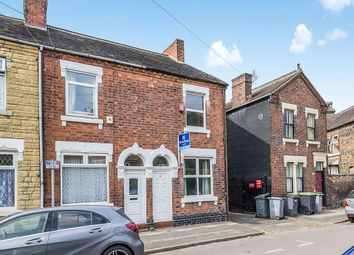 Thumbnail 2 bed terraced house to rent in Haywood Street, Stoke-On-Trent
