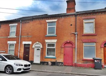 Thumbnail 2 bed terraced house to rent in Moore Street, Derby