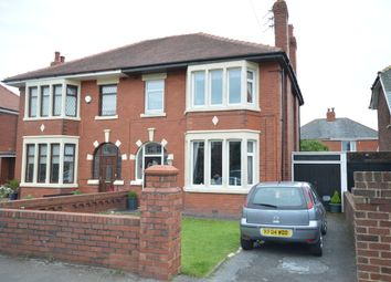 Thumbnail 4 bed semi-detached house for sale in St. Lukes Road, Blackpool