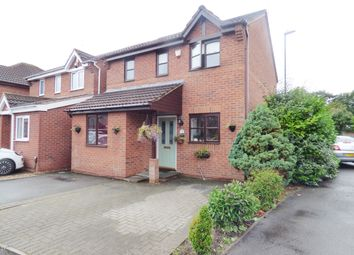 Thumbnail 4 bed detached house for sale in Kirton Close, Keresley, Coventry