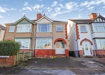 Thumbnail 3 bed semi-detached house for sale in Villiers Street, Nuneaton