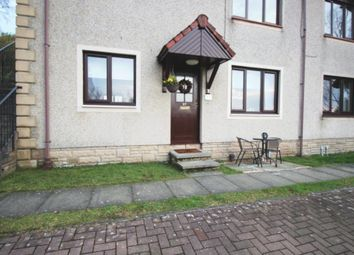 Thumbnail 2 bed flat for sale in Formonthills Court, Glenrothes