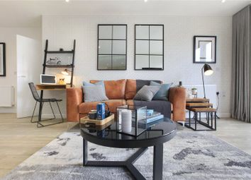 Thumbnail 3 bed flat for sale in Purley Way, Croydon