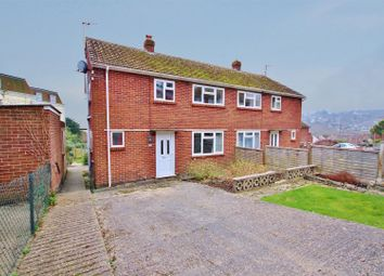 Thumbnail 3 bed semi-detached house for sale in Summerhill Road, Lyme Regis