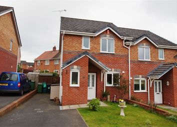 Thumbnail 3 bed semi-detached house for sale in Parham Drive, The Hawthorns, Carlisle, Cumbria