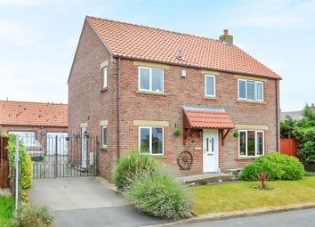 Thumbnail 4 bed detached house for sale in Sycamore Grove, Sherburn, Malton