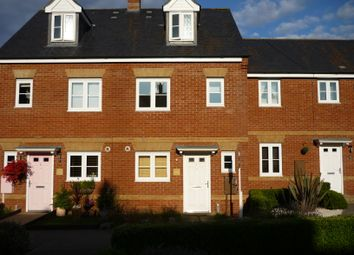 Thumbnail 3 bed town house to rent in Kent Walk, St Crispins, Northampton, Northamptonshire