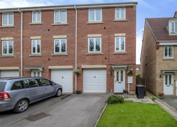 Thumbnail 4 bedroom town house for sale in Oakland Way, Nottingham