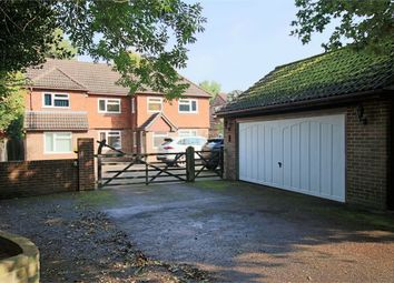 Thumbnail 5 bed detached house for sale in Copthorne Road, Felbridge, East Grinstead, Surrey