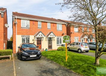 Thumbnail 3 bedroom property for sale in Mill Road, Brownhills, Walsall
