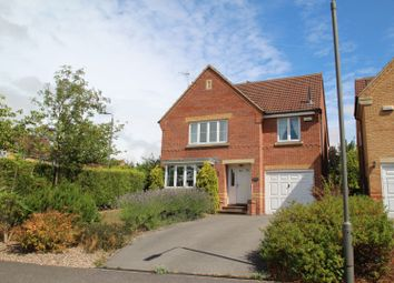 Thumbnail 5 bed detached house for sale in Cottam Drive, Chesterfield