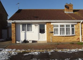 Thumbnail 2 bed bungalow to rent in Crome Road, Clacton-On-Sea