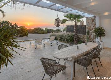 Thumbnail 4 bed semi-detached house for sale in Cala Moli, Sant Josep De Sa Talaia, Baleares