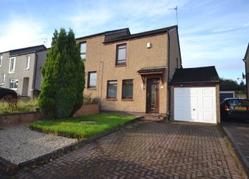 Thumbnail 2 bed semi-detached house for sale in Whitelees Road, Cumbernauld