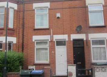 Thumbnail 4 bedroom terraced house to rent in King Richard Street, Coventry