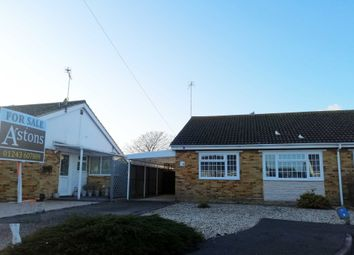 2 bed semi-detached bungalow for sale in St. Wilfreds Close, Selsey, Chichester PO20