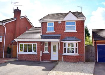 Thumbnail 4 bed detached house for sale in Marsdale Drive, Stockingford, Nuneaton, Warwickshire