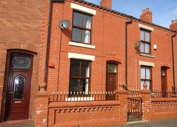 Thumbnail 2 bed terraced house for sale in Peter Street, Leigh