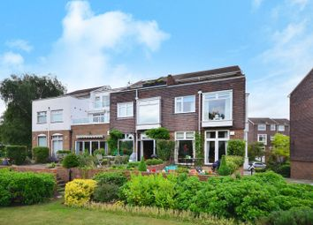 Thumbnail 4 bed terraced house to rent in Chiswick Quay, Grove Park, London