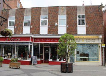 Thumbnail Retail premises for sale in East Street, Horsham