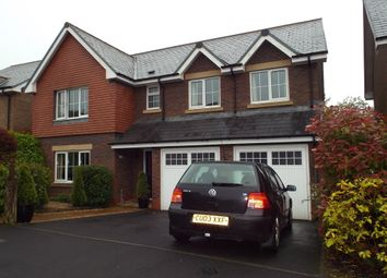 Thumbnail 4 bed detached house for sale in Heol Derwen, Cross Hands, Llanelli