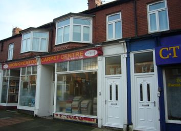 Thumbnail 2 bed flat for sale in Front Street, Whitley Bay