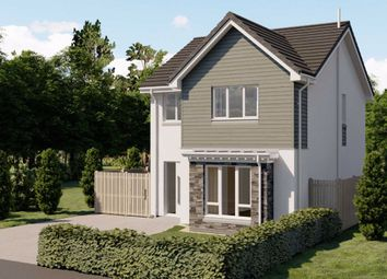 Thumbnail 3 bed detached house for sale in Pitcrocknie Village, Alyth, Perthshire