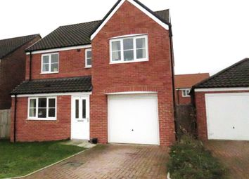 Thumbnail 4 bedroom detached house for sale in Browston Lane, Bradwell, Great Yarmouth