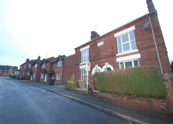Thumbnail 2 bed property to rent in Station Road, Woodville, Swadlincote, Derbyshire