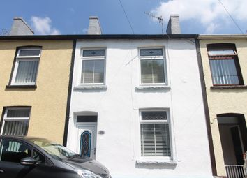 Thumbnail 3 bed terraced house for sale in Garn Terrace, Waunlwyd, Ebbw Vale
