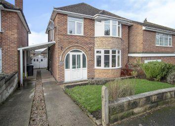 Thumbnail 3 bed detached house for sale in Trevone Avenue, Stapleford, Nottingham