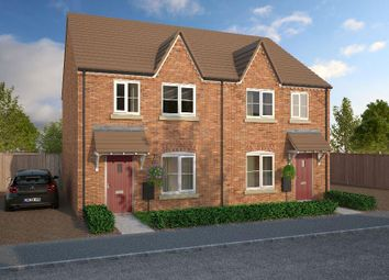 Thumbnail 3 bed property for sale in Culpepper Way, Stamford