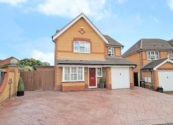 Thumbnail 4 bed detached house for sale in Parish Gate Drive, Blackfen, Kent