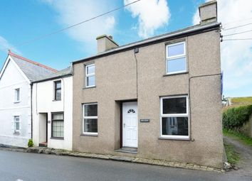 Thumbnail 3 bed end terrace house for sale in Llanbedrog, Gwynedd