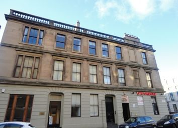 Thumbnail 1 bed flat to rent in Granville Street, Glasgow