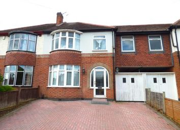 Thumbnail 5 bed semi-detached house for sale in Aberdale Road, Knighton, Leicester