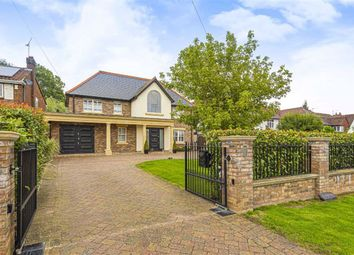 Thumbnail 5 bed detached house for sale in Mymms Drive, Brookmans Park, Herts