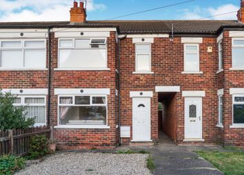 3 bed terraced house for sale in Brockenhurst Avenue, Cottingham HU16
