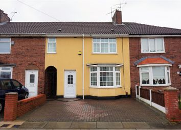 Thumbnail 3 bed terraced house for sale in Montrovia Crescent, Liverpool