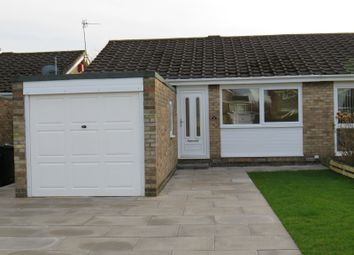 Thumbnail 2 bed bungalow for sale in Church Close, Dinnington, Newcastle Upon Tyne