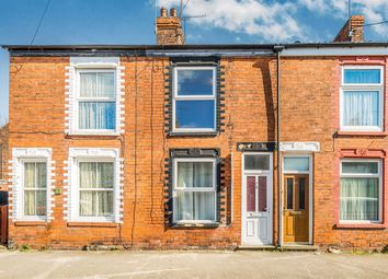Thumbnail 2 bedroom terraced house for sale in Folkestone Street, Hull