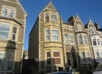 Thumbnail 3 bed flat for sale in Claude Road, Roath, Cardiff