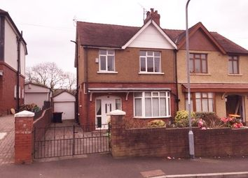 Thumbnail 4 bed semi-detached house to rent in Allt-Yr-Yn Road, Newport