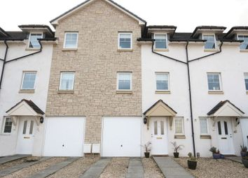 Thumbnail 4 bed terraced house for sale in Balantyne Place, Peebles
