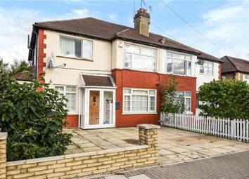 Thumbnail 3 bed maisonette for sale in Ivy Close, Harrow, Middlesex