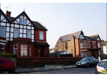 Thumbnail 2 bed flat to rent in First Floor, Wallasey
