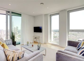 Thumbnail 3 bedroom flat for sale in 251 Southwark Bridge Road, London
