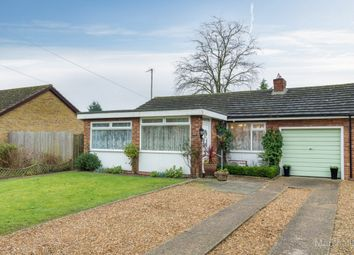 Thumbnail 3 bedroom bungalow for sale in Wolverton Road, Newport Pagnel